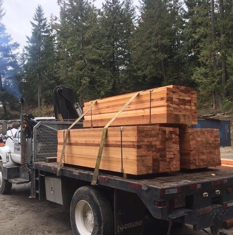 Inventory | Burnett Creek Forest Products
